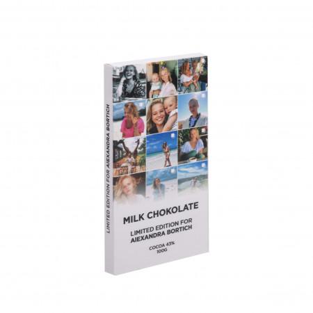 Инстаграмм в шоколаде лента