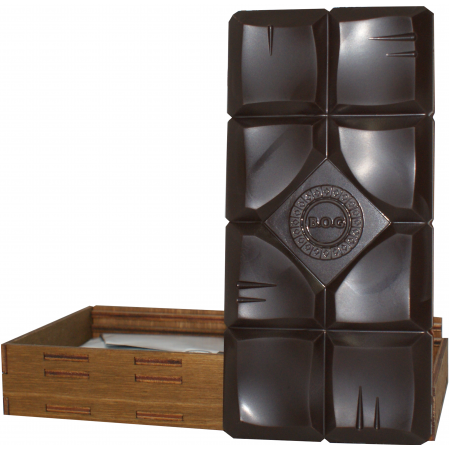 "Плитка ""Горький шоколад"""