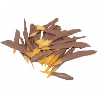 Ломтики манго в молочном шоколаде