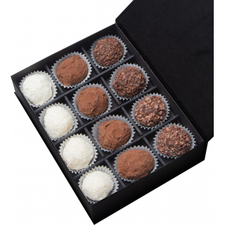 Набор конфет на 3 вкуса («Paradaise», «Черная классика», «Нежность»)