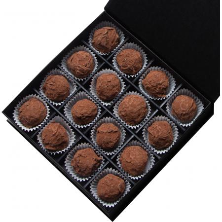 """""""Черная классика"""" набор - 16 конфет"""