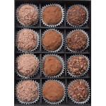 Набор конфет на 3 вкуса («Paradaise», «Черная классика», «Фисташковый»)