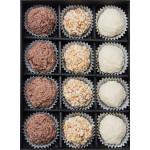Набор конфет на 3 вкуса («Нежность», «Ароматный», «Фисташковый»)