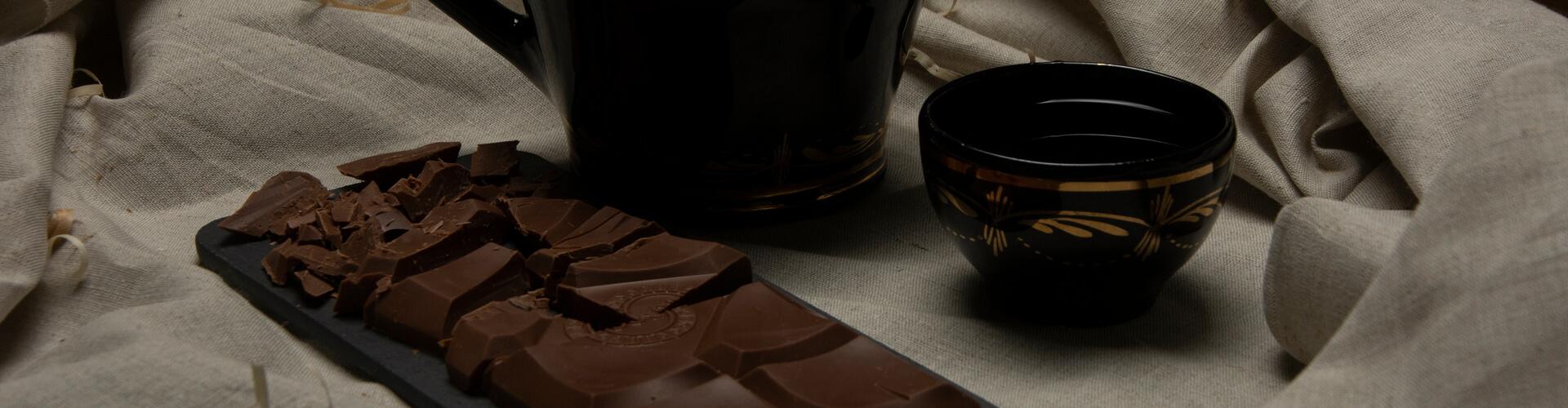 <strong>Шоколадная мануфактура</strong> Bean to Bar <br />
